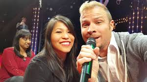 Disaster! Musical Baylee and Brian Littrell (1/3) - YouTube