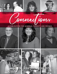 SJA Connections (Winter 2018) by St. Joseph's Academy - issuu