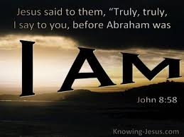 bible verses about jesus christ eternity of