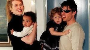 I figli adottivi di Tom Cruise e Nicole Kidman sono cresciuti ...