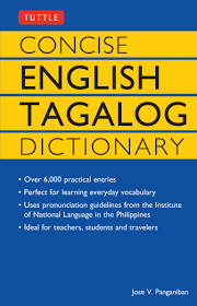 Concise English Tagalog Dictionary ...