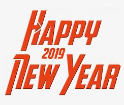 happy new year 2019 picsart background