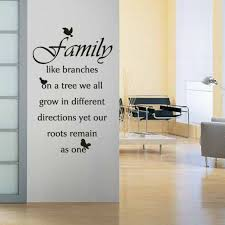 Family Quote Wall Decal Cutzz