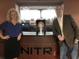 Artificial intelligence for business, ERIN greets you at the door
