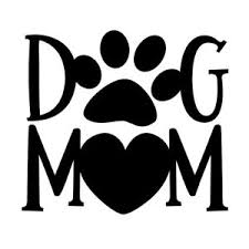 Dog Mom Vinyl Decal Sticker For Car Truck Window Tablet Mac Animal Pet Love Ebay