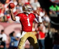 49ers: Troy Smith to start at quarterback Sunday – The Mercury News
