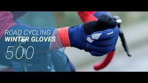 Road Bike Winter Gloves - Build Up A Bike