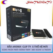 Clip TV| TV Box Cao Cấp, Chính Hãng, Giá Ưu Đãi
