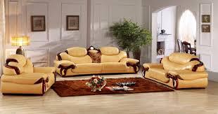 leather sofa set living room sofa made