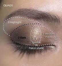 trendy eye makeup easy step by step 64