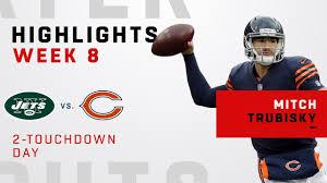 Mitch Trubisky Highlights vs. Jets ...