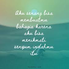 quotes senang bisa membuatmu bahagia arti lirik lagu makna