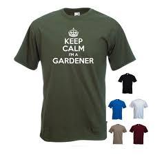 keep calm i m a gardener gardening
