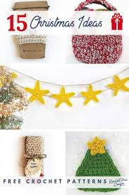 crochet patterns for gifts