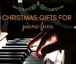 gifts for piano fans pianissimo