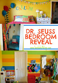 Sweet Baby Girl Nursery Reveal Dr Seuss Nursery Seuss Kids Room