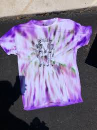 I dyed this Abby Portner shirt the MWPP colors! Hope you like! :  AnimalCollective
