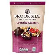 brookside dark chocolate crunchy