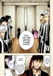 Bleach Chapter 685 Colored   Bleach anime, Bleach characters ...