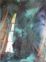 antique mirror glass devlin in design