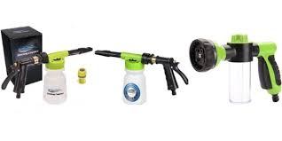 foam garden hose automotive washes