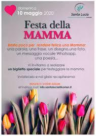 Santa Lucia | festa della Mamma | Case di Riposo per Anziani e RSA ...