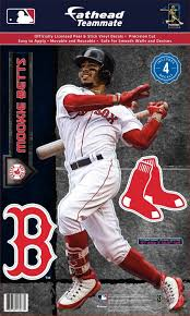 Fathead Boston Red Sox Mookie Betts Teammate Wall Decal Dick S Sporting Goods