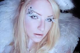 pretty look angel makeup ideas