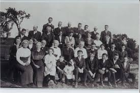 Dixon-Hume family reunion, Limestone Hall, Walker's Line: Milton Images