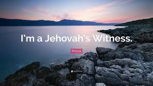 prince e i m a jehovah s witness