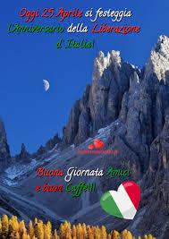 25 Aprile Immagini Bellissime Buongiorno Caffè - BelleImmagini.it