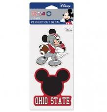 Disney Decals Touchdown Gifts Inc