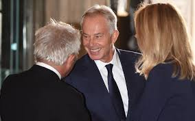 Tony Blair and Peter Mandelson 'pulling the strings' of Remain alliance