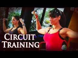 high intensity circuit workout