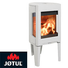jotul f163 freestanding wood heater white
