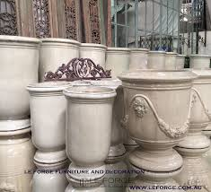 garden and outdoor anduze style urn