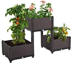 dev elevated raised garden bed kits