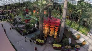 flower dome and cloud forest gardens