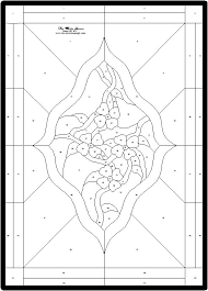 free victorian patterns for stained glass