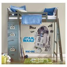 9 Star Wars Classic R2d2 Peel And Stick Wall Decal Roommates Target