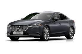 mazda 6 saloon car leasing offers