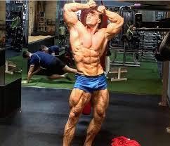 Bodybuildingpro: Aaron Reed Monster World's Tallest Bodybuilder 2018