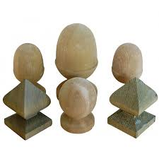 Decorative Finial Fountain Timber Products
