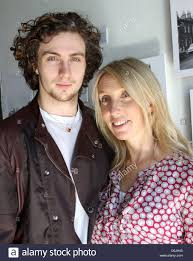 Aaron Johnson and Sam Taylor-Wood The launch of 'This Boy: John ...