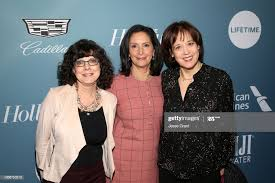 Julie Cohen, Amy Entelis, and Betsy West attend The Hollywood...  Nieuwsfoto's - Getty Images