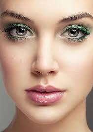 st patrick s day eye makeup ideas