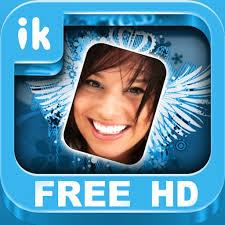 imikimi hd free photo frames effects