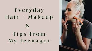 my everyday hair makeup my ager