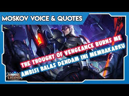moskov voice quotes terjemahan