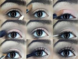 how to do bridal eye makeup